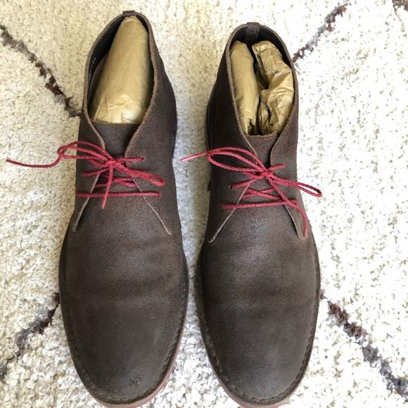 Cole Haan Shoes   Paul Chukka Boot